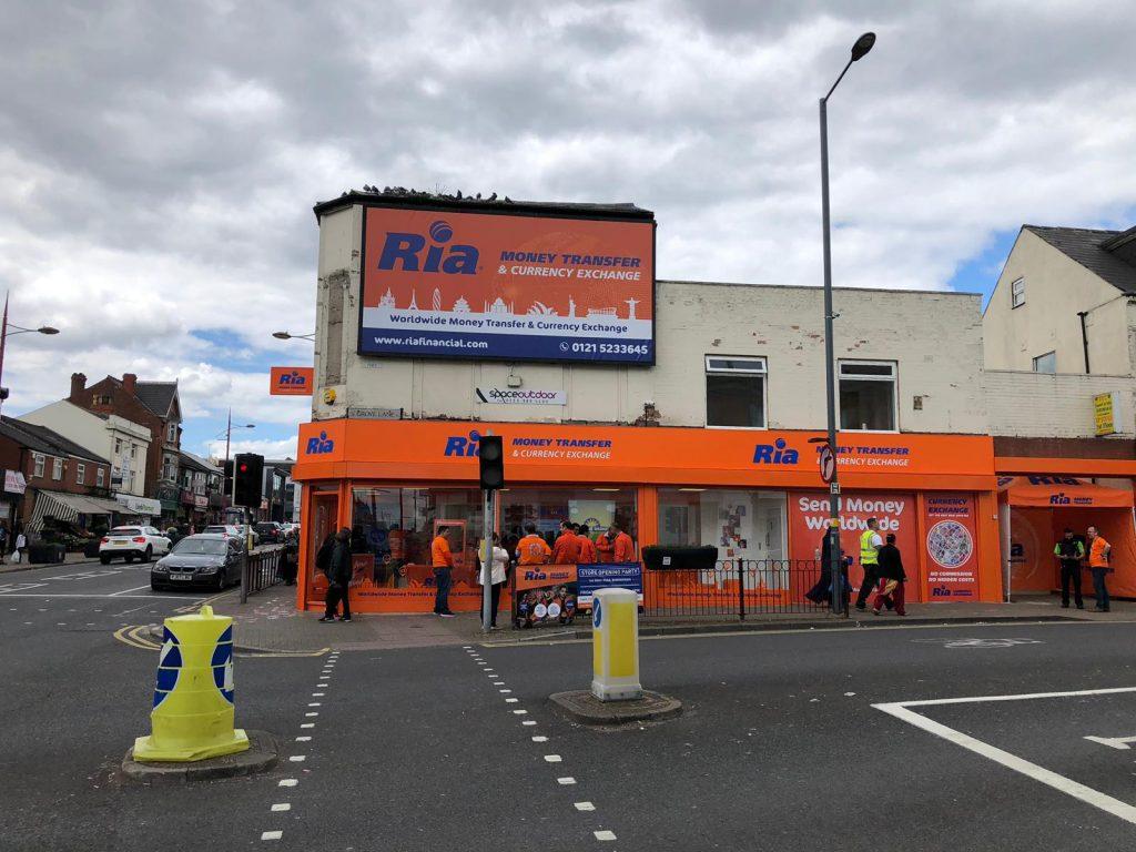 Ria Shop Signs