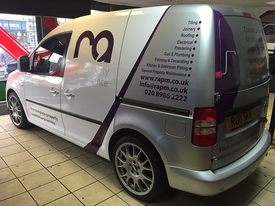 Van graphics