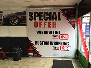 Special Offer Inside Banner Ideea