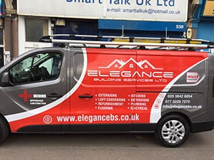 Elegance luxury kitchens - Full Wrapping London