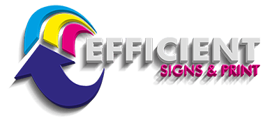 Efficient Signs & Print Site Logo