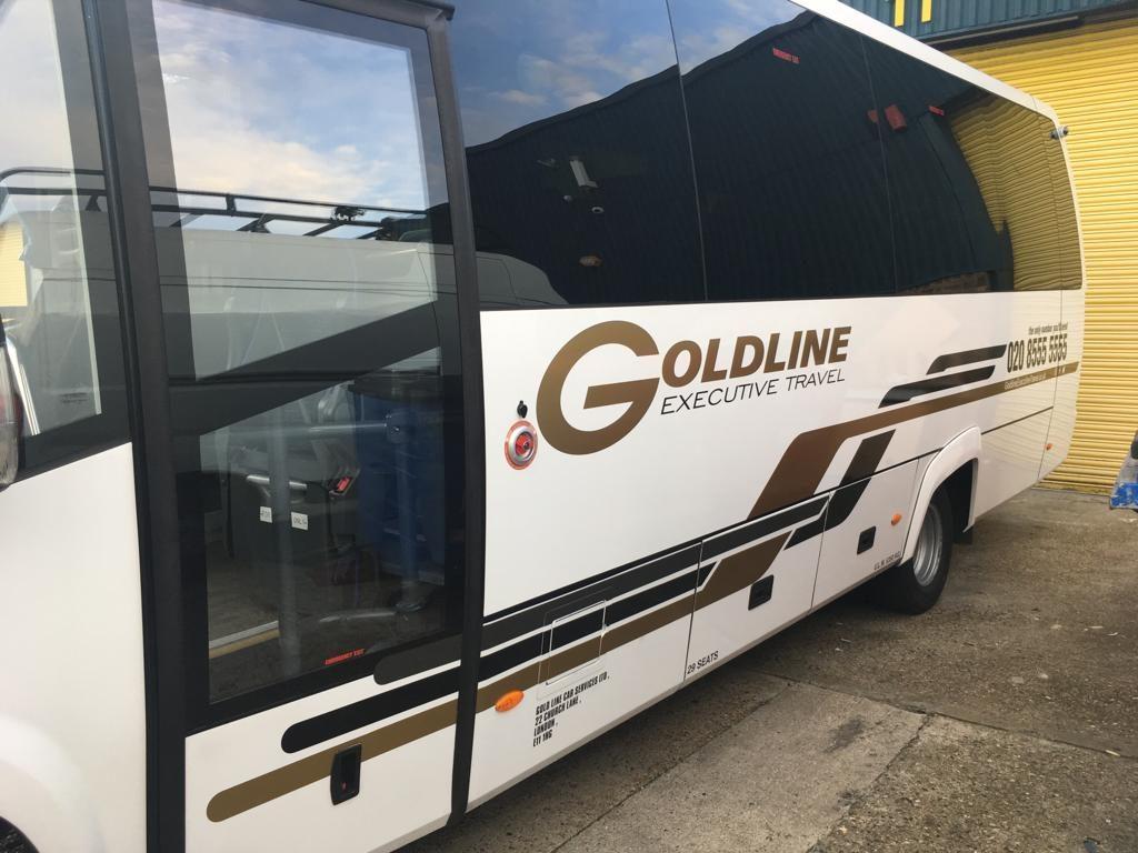 Goldline Coach Mini