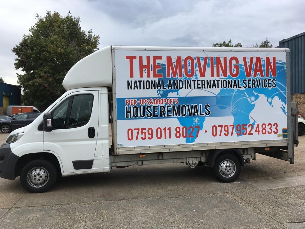Remove Luton Van