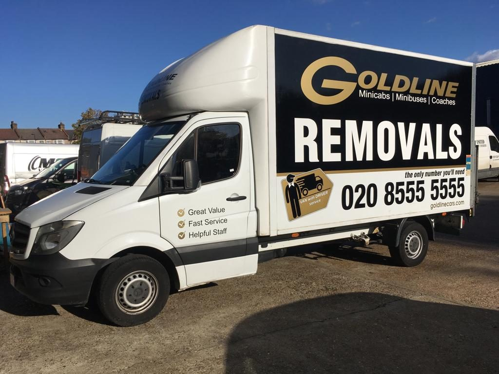 Goldline Luton Van Removals