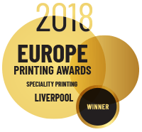 Europe Printing Awards Liverpool