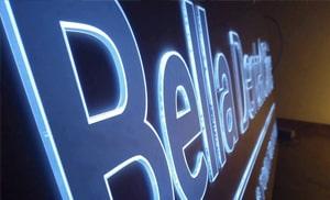 Illuminated Signs in London