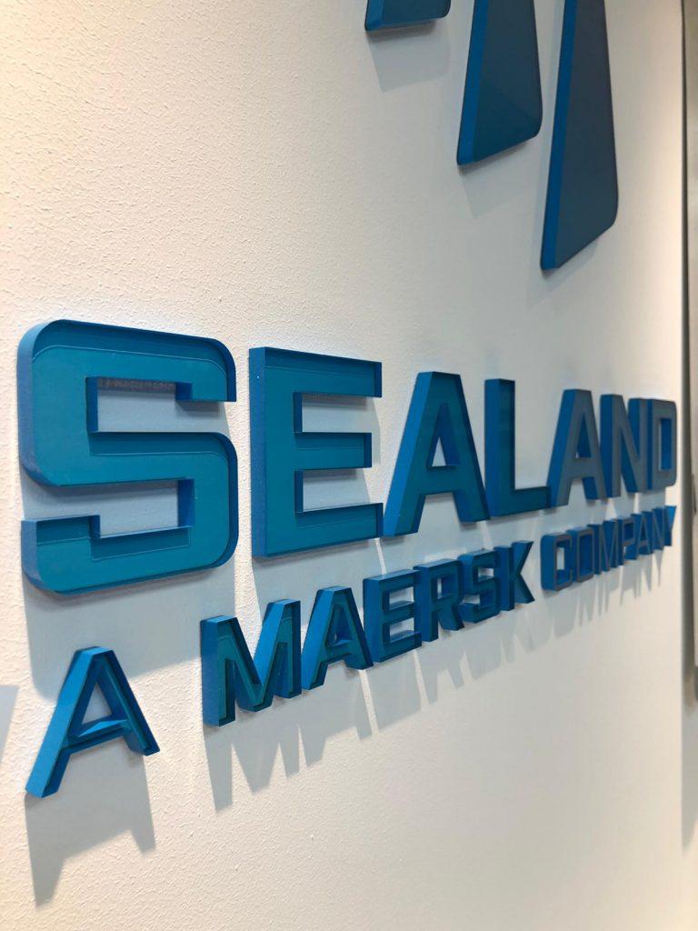Sealand Maersk Logo