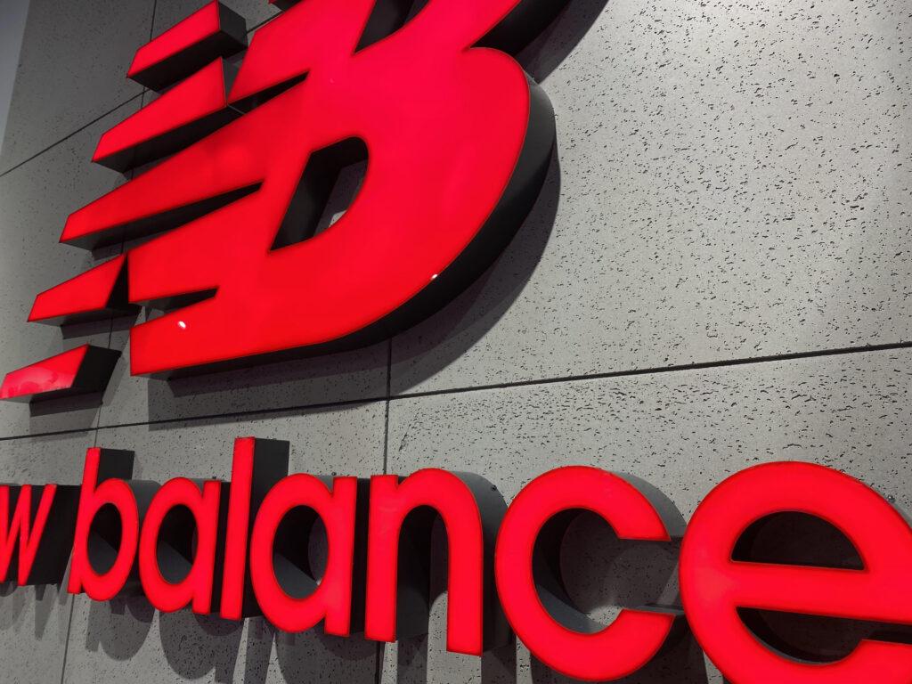 3D Letter for New Ballance